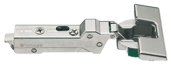 Concealed Hinge, 94º Opening Angle, Half Overlay Mounting