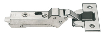 Concealed Hinge, Grass TIOMOS, 110° Opening Angle, Half Overlay/Twin Mounting