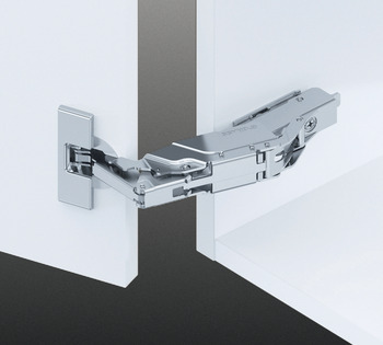 Concealed Hinge, Grass TIOMOS, 165° Opening Angle, Half Overlay