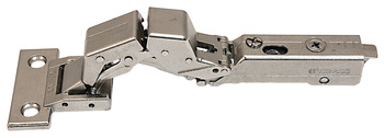Concealed Hinge, Grass, Tiomos M0 125°, for Thin Doors