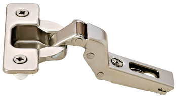 Concealed Hinge, Salice 200 Series, 110° Opening Angle, Inset Overlay