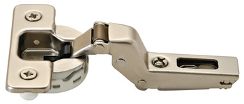 Concealed Hinge, Salice 200 Series, 110° Opening Angle, Silentia Soft Close, Inset Overlay