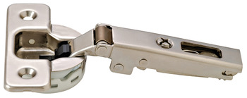 Concealed Hinge, Salice 200 Series/700 Series, 110° Opening Angle, 1/2 Overlay, Nickel plated