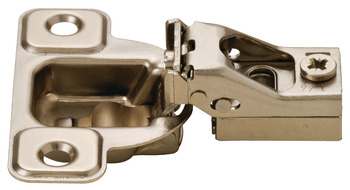 Concealed Hinge, Salice Face Frame 2-Cam, 106° Opening Angle, Self Close