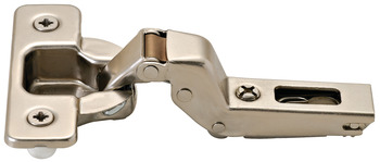 Concealed Hinge, Salice PUSH 110° Opening Angle, Self-Opening, Inset Mounting