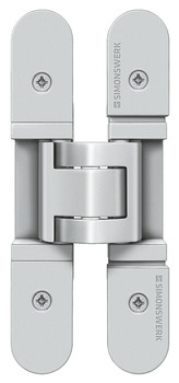 Concealed Hinge, Simonswerk TECTUS TE 526 3D, concealed, for flush doors up to 100 kg