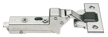 Concealed Hinge, Tiomos 110°, Inset Mounting