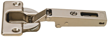 Concealed Thick Door Hinge, Salice 200 Series, 94° Opening Angle, Full Overlay