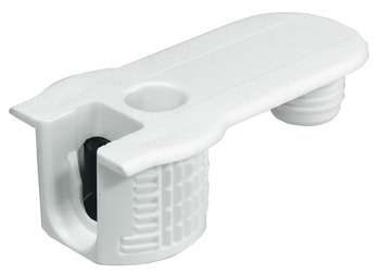 Connector Housing, Rafix 20 System, with Dowel, Plastic