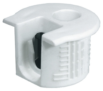 Connector Housing, Rafix 20 System, without Dowel, with Ridge, Plastic