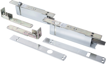 Constant Latching Flush Bolts, for Wood Doors