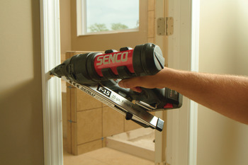 Cordless 2 1/2 Angled Finish Nailer, F-15