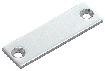 Counter Plate, Stainless Steel