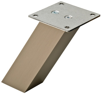 Countertop Support, Square 60° Angled