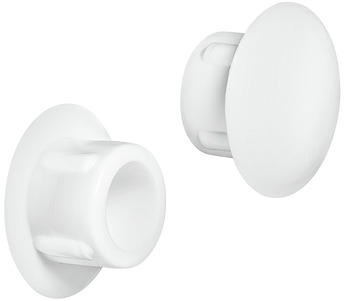 Cover Cap, Plastic, for blind holes Ø 10 mm