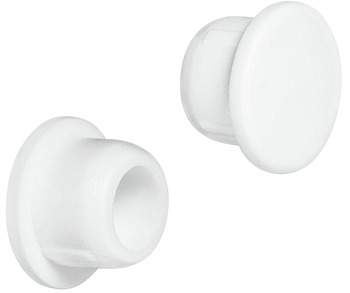 Cover Cap, Plastic, for blind holes Ø 6 mm