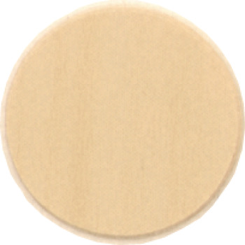 Cover Cap, Plastic, Self-Adhesive, ⌀ 14 mm