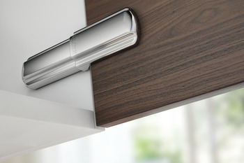 Cover cap, For Duomatic Premium Lapis 110° concealed hinge