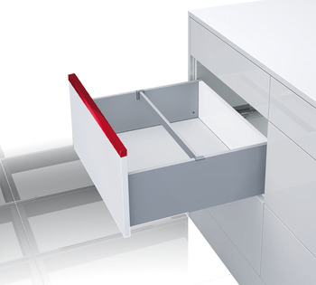 Cross Divider Rail - Cut to Length, for Vionaro Drawer Systems