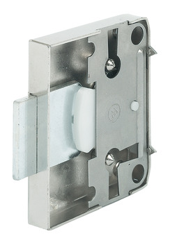 Dead Bolt Rim Lock, with Catch, Backset 15-40 mm