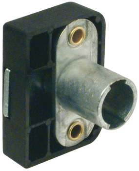 Deadbolt Lock, 9 mm Throw, Square