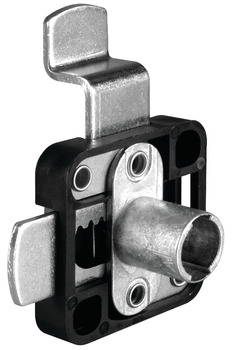 Deadbolt Lock, for Double Doors, with Offset Bolt