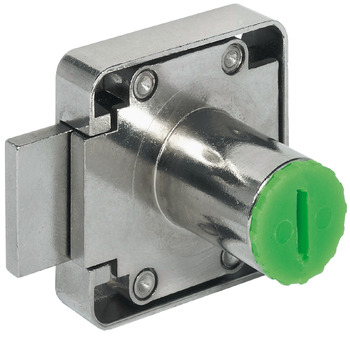 Deadbolt Rim Lock, Backset 25 mm (1), Symo 3000