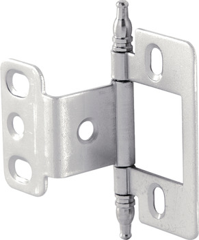 Decorative Butt Hinge Partial Wrap Non Mortise Minaret