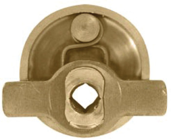 Disc, For Mortise Locks