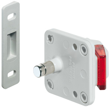 Door Lock, Magnetic Safety Lock