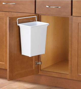 Door-Mounted Waste Bin, KV, 9 Qt