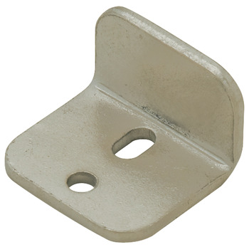 Door Stop, for Double Doors, 23 x 11 mm