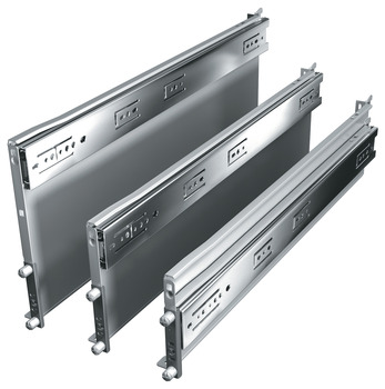 Drawer System Slide, Zbox, 8 3/8 Height