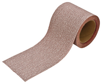 Dri-Lube Resin Paper, Open Stick-On Sheet Rolls, 4 1/2 x 10 Yards