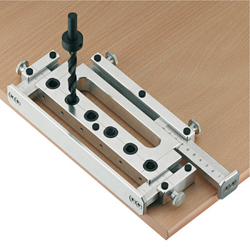 Drilling Jig, for Häfele MX Front Panels