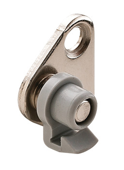 DUO Door Bracket, for Doors with Aluminum Frame