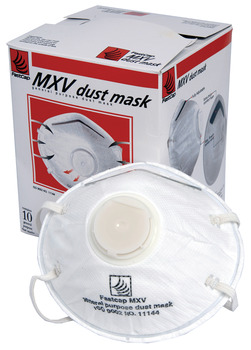 Dust Mask, with Exhale Valve