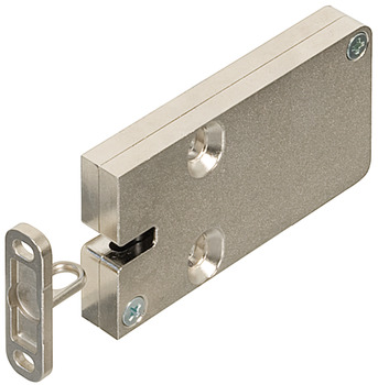 Electric Furniture Lock, EFL 3 Dialock, for Silent Aluflex 80, Woodflex 80