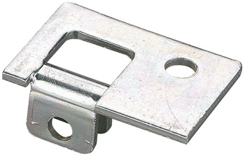 End Shelf Rest, KV, For 186 and 187 Brackets