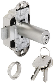 Espagnolette Lock, with Extended Pin Tumbler, Standard Profile