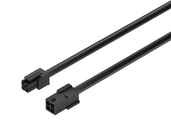 Extension Lead, Häfele Loox, for switches