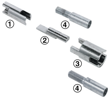 Extension Set, for Mastercombi Locker Lock