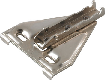 Face Frame Adapter Baseplate, Grass TIOMOS, 2 Point Fixing, with Elongated Holes