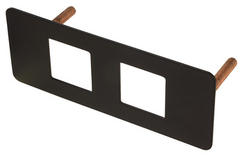 Face Plates, for Dock 1100, Flush Mount