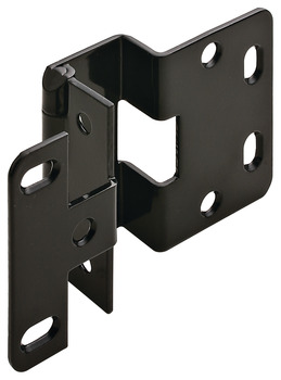 Five-Knuckle Institutional Hinge, Grade 1, Opening Angle 270°, for 13/16 Door Thickness
