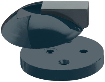 Floor mounted door stop, 625/625.1, for screw fixing, Hewi