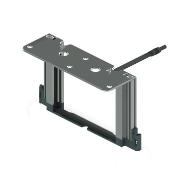 Frame Set, for Top Fixing, for Sensomatic Electro Mechanical Openint System
