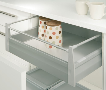 Front Panel Holder, for Internal Deep Drawer, Häfele Matrix Box P