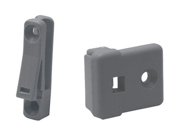 Front Partition Clip, For Zargen 6610, 6035, 6036, 6026, 6136, 6236