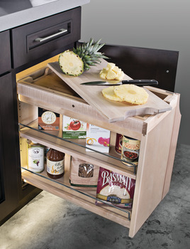Full-Size Cutting Board, for SmartCab® Pull-Out